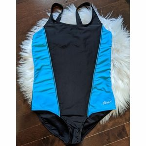 Roots one piece swimsuit